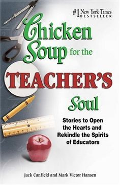 chicken soup for the teacher