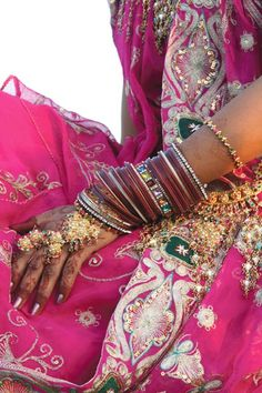 Bikaner, India - I wish we had more Indian influence in American fashion.