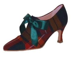 This is their Tie Tartan Shoe Other sources offer a limited choice of tartan