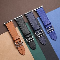 1fa77c4caba02 OEM Genuine Calf Skin Leather Watch Band Strap Belt 42mm for Apple Watch  Band Apple Watch
