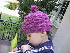 Free Knitting Pattern - Hats: Frivol Hat, The