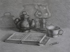 Pencil Still Life Drawings Still Life Pencil Drawings Yulia39s Art Gallery
