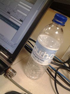 We hydrate you while you multi-task