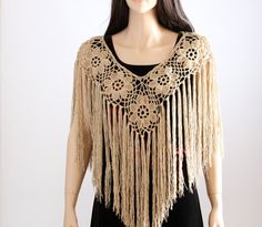 Hey, I found this really awesome Etsy listing at https://www.etsy.com/dk-en/listing/238346211/crochet-poncho-pattern-fringe-poncho-pdf