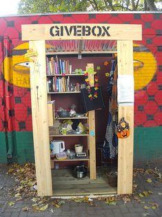 Première rencontre pour créer une ou des GIVE BOX au BLED! -