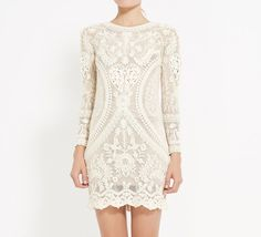 White Lace Dress Witz heart