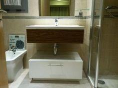 Madera Prefabricada – JCea Sink, Vanity, Bathroom, Home Decor, Bathroom Furniture, Bathroom Sinks, Wood, Sink Tops, Dressing Tables