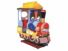 Beston coin operated kids train ride