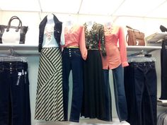 Black N White stripes Black N White, Display Ideas, Plus Size Fashion, Coral, Stripes, Suits, Black And White, Suit, Wedding Suits