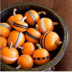 mini pumpkins.would look cute in clear jar or lg vase