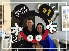 Photo booth frame last sail before the veil photo etsy mickey photo booth. Mickey Photo Booth, Mickey Mouse Backdrop, Mickey Mouse Party Decorations, Theme Mickey, Fiesta Mickey Mouse, Mickey Mouse Photos, Mickey Mouse Parties, Mickey Party, Disney Parties