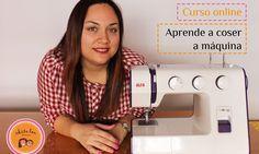 18 vídeos para aprender a coser a máquina gratis
