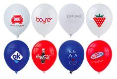 Organizasyonlarınız için Baskılı Balonlar