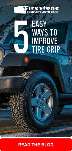 Winter weather can challenge the most experienced driver. Firestone Complete Auto Care is here with a few simple tricks to help increase your tires' grip - and reduce your slipping and sliding. Driving Tips, Car Hacks, Fj Cruiser, Car Cleaning, Car Repair, Vehicle Repair, Vehicles, Challenge, Jeeps
