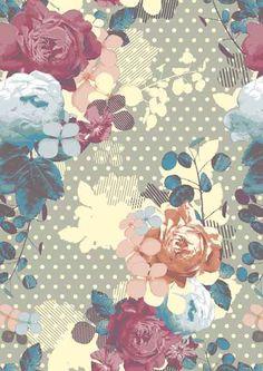 MPD Print & Pattern SS13 #Polka dots#florals#adore!