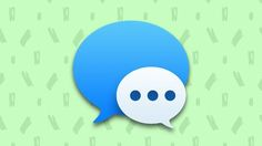 How to get all of your text messages on your Mac