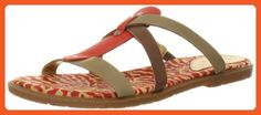 Naya Women's Zephyr Sandal,Coral/Taupe/Coffee,10 M US - Sandals for women (*Amazon Partner-Link)