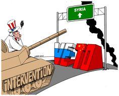 Professor Adail: Russos apoiam a Politica Oficial em Relação a Síri...