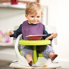Cojín trona. Realce, trona de mesa. Elevador bebé babyboost - beaba | BÉABA