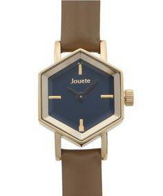 Jouete(ジュエッテ)のタイムピース クラシカル(腕時計)|ベージュ