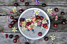 Vanilla Chia Seed Pudding — My Beach Kitchen #foodphotography #raw #chiaseedpudding #mybeachkitchen #sugarfree #iquitesugar