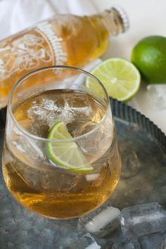 Gin Dudl. Für diesen erfrischenden Sommerdrink braucht ihr nur vier Zutaten und fünf Minuten Zeit. SO gut