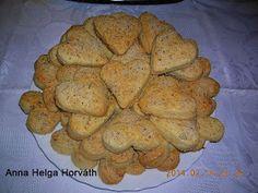 AranyTepsi: Preckedli Muffin, Cookies, Breakfast, Desserts, Food, Biscuits, Morning Coffee, Deserts, Cookie Recipes