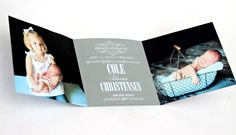 Photo Invitation Cole Collection by Loralee Lewis 1