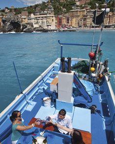 Fishing Italian Riviera