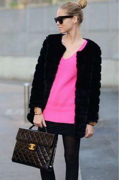 I am obsessed with ALL things Chanel!!