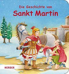 B712807 - Geschichte von Sankt Martin (Boardbook)