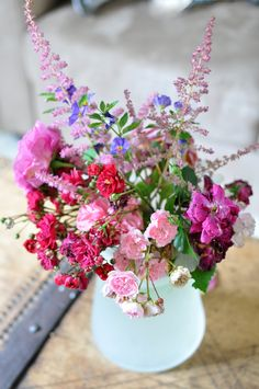 Cut flower garden inspiration