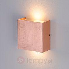 Lampa ścienna LED MIRA, antyczna miedź 6722111
