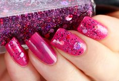 ~Candy in my Heels~ from Spell Polish, swatched by Wasting Lifestyle