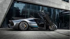 Mercedes-AMG Project One, supercar, racing car, carbon case, Mercedes-Benz Mercedes Benz Amg, Formula 1, 2015 Nissan Gtr, Mercedes Wallpaper, 2017 Wallpaper, Carros Premium, Car In The World, Expensive Cars, Car Wallpapers