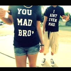 I want this shirt for me and my boyfriend!❤