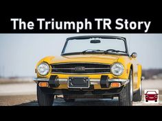 Top Sports Cars, Triumph Tr3, Trx, Youtube, Wwii, Seattle, Transportation, Motorcycles, British