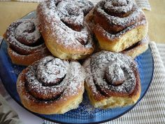 Hajdula, Author at Receptkirály. Sweets Cake, Winter Food, Bagel, Doughnut, French Toast, Muffin, Food And Drink, Bread, Cookies