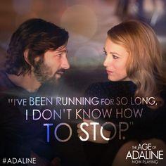 Age of Adaline Quote