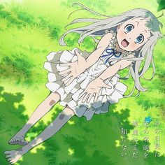 Tanaka Masayoshi, A-1 Pictures, Honma Meiko, Anohana: The Flower We Saw That Day