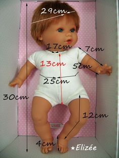New baby born doll clothes sewing ideas Baby Doll Clothes, Doll Clothes Patterns, Doll Patterns, Clothing Patterns, Baby Dolls, Sewing Clothes, Crochet Ball, Sewing Dolls, Child Doll