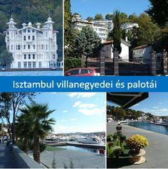 Amennyiben nem csupán 3-4 napra érkezünk Isztambulba, és a legismertebb nevezetességeken túl más városrészek hangulatára is kíváncsiak vagyunk, az Istinye-öbölbe és Yeniköybe mindenképpen érdemes elbuszozni. Az öböl fekvése miatt is rendkívül közkedvelt, népszerű kávézói és éttermei pedig még kellemesebbé teszik az ott töltött időt. Mansions, House Styles, Outdoor Decor, Home Decor, Decoration Home, Manor Houses, Room Decor, Villas, Mansion