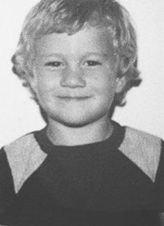 ...un piccolo Heath Ledger....  <3