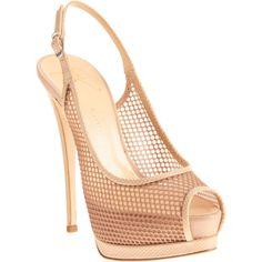 Giuseppe Zanotti Mesh shoe