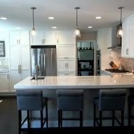 Laguna Niguel, CA Custom Kitchen Cabinetry with Industrial & Contemporary