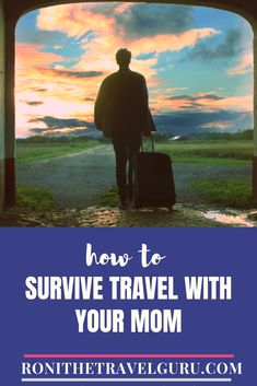 Travel with an older parent is so rewarding, but also comes with some challenges. Check out my tips for travel with a senior parent, plus how to make the most from each trip! Senior Trip, Group Travel, Survival, Stress, Challenges, Parenting, Mom, Check, Tips