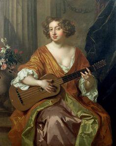 Moll Davis, 1648-1708 - Mistress of King Charles II of England | Flickr - Photo Sharing!