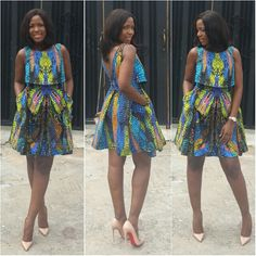 Linda Ikeji finally talks about her Marriage African Dresses For Kids, African Fashion Ankara, Latest African Fashion Dresses, African Inspired Fashion, African Dresses For Women, African Print Dresses, African Print Fashion, Africa Fashion, African Attire