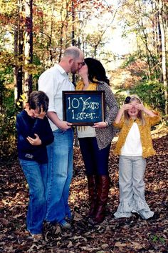 Fun anniversary picture WANT this!
