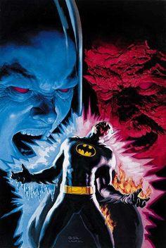 daily-superheroes:  Batman: Shadow of the Bat by Glen...